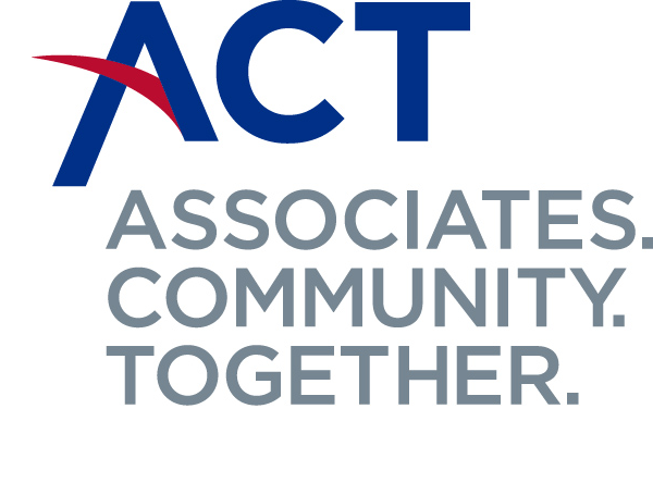 ACT Associates. Community. Together.